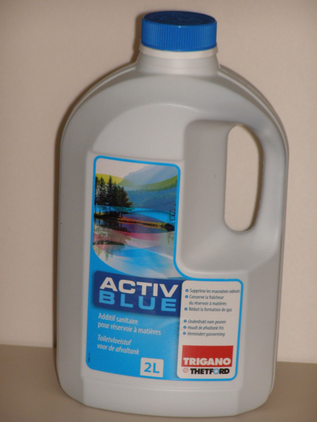 Solutii Trigano activ albastru la 2 litri