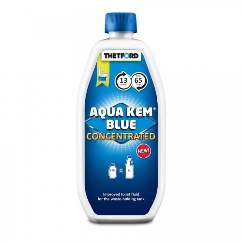thethford aqua kem blue 0.78l