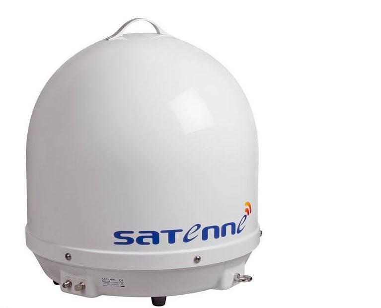 Antena satelit Satenne PS2