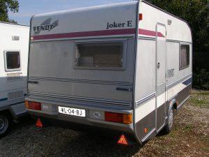 Rulota FENDT JOKER E 410